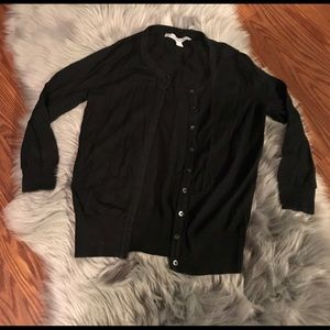 Black Old Navy Cardigan